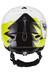 UVEX airwing 2 Casco da sci Bambino verde/bianco